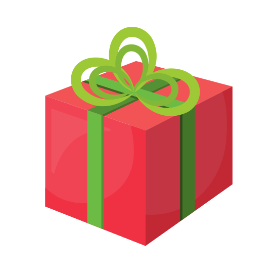 Nemcsak ajándék, de jövő évi juttatás is