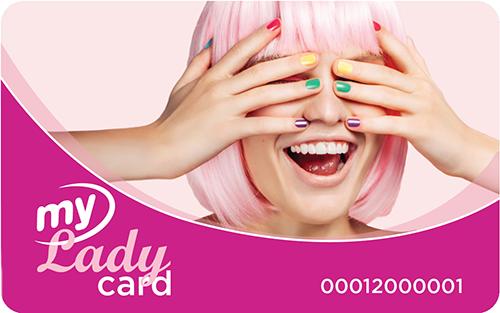 My Lady Card