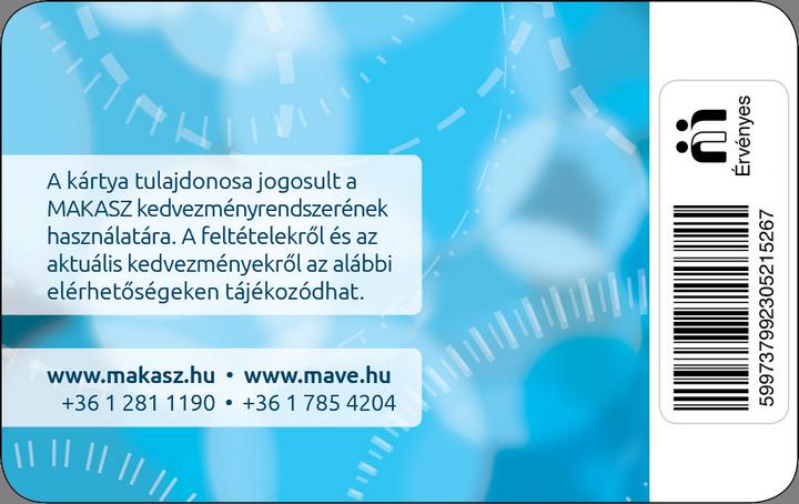 Magyar Védőnők Egyesülete hátlap