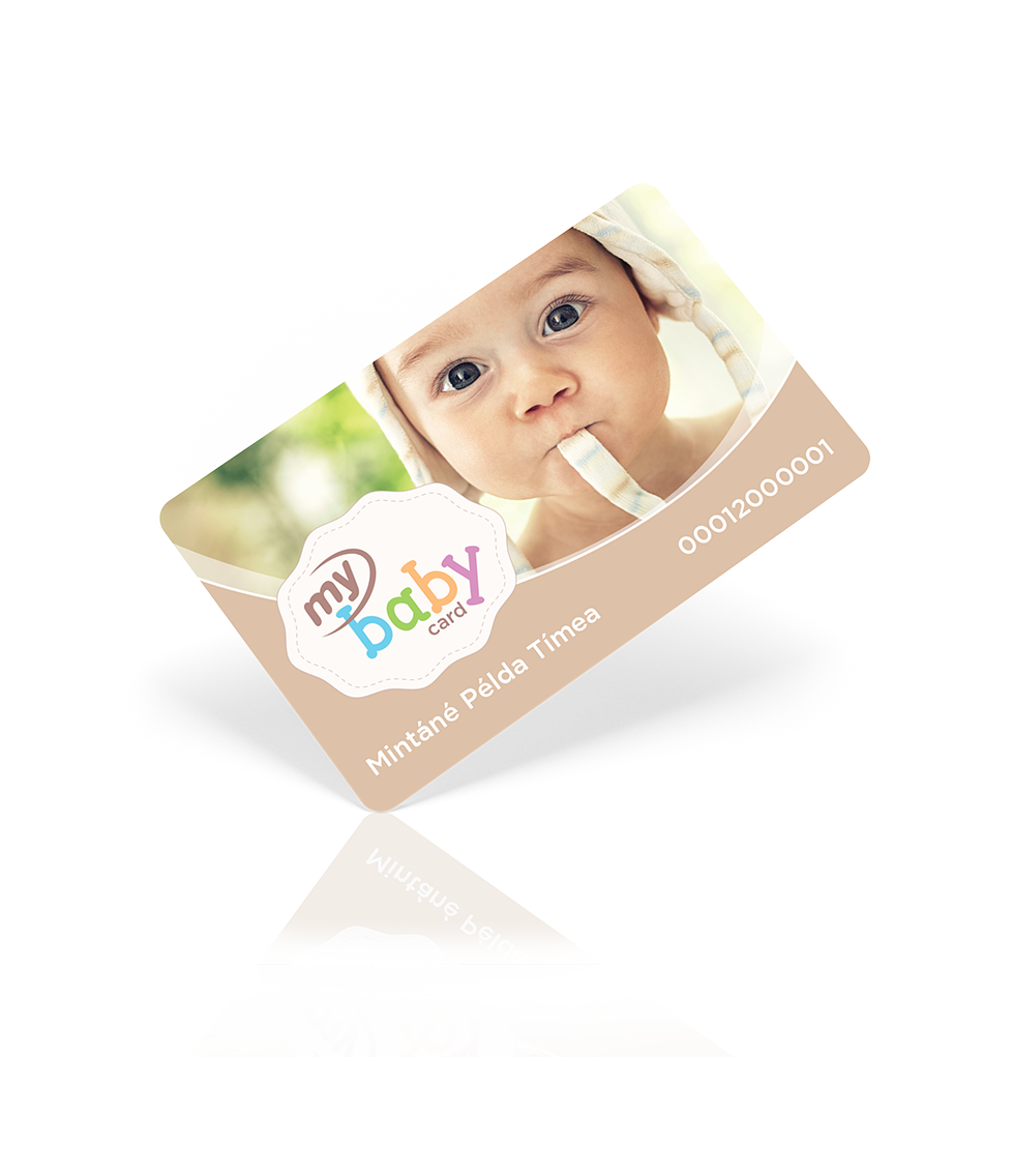My Baby Card