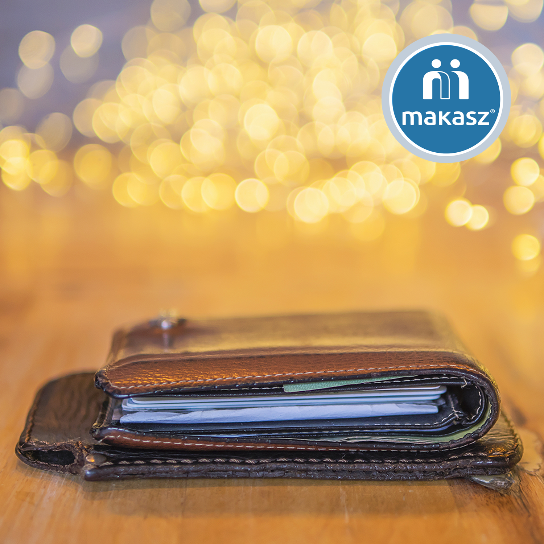 A pénztárcába száműzött MAKASZ kártya unatkozik: mutasd meg neki a világot!
