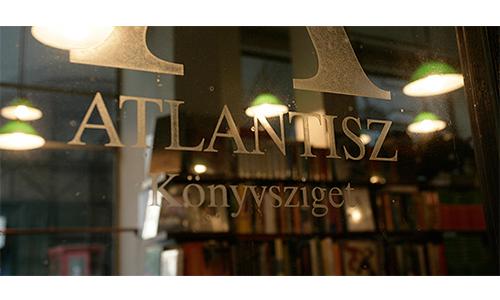 Atlantisz Könyvsziget