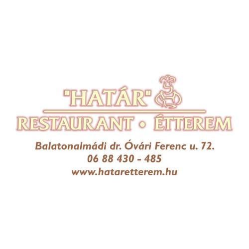 Határ Étterem - Balatonalmádi