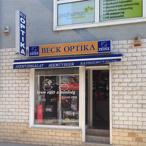 Beck Optika