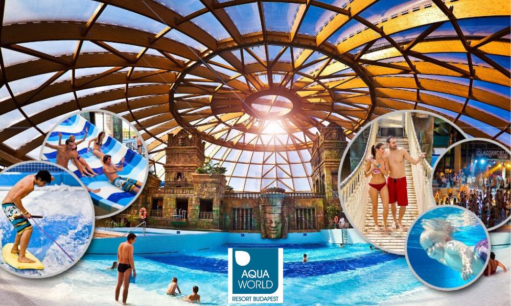 Aquaworld Hotel és Élményfürdő Zrt.