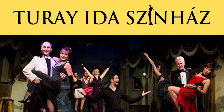 Turay Ida Színház Áprilisi műsora