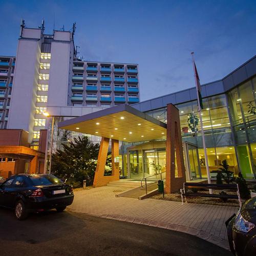 Téli Árhullás  a gyulai Hunguest Hotel Erkelben