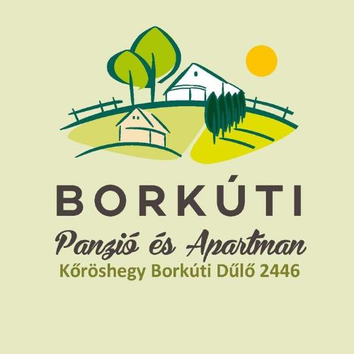 Borkúti Panzió és Apartman - Kőröshegy