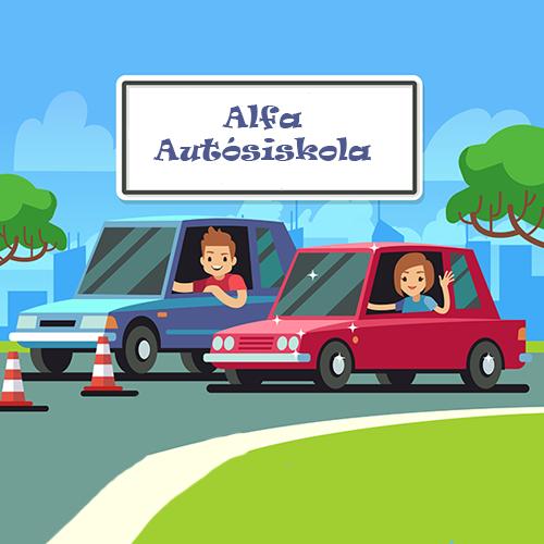 Alfa Autósiskola - Nyíregyháza