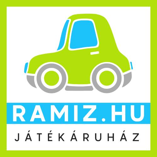 RAMIZ játék webshop