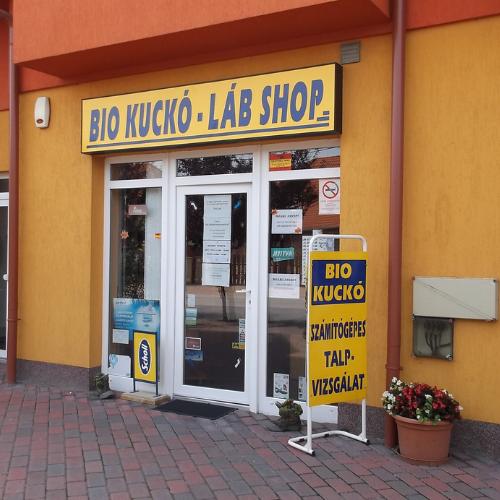 BIOKUCKÓ - Láb Shop  - Dunaharaszti