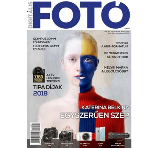 Digitális Fotó Magazin 1 Éves Előfizetés
