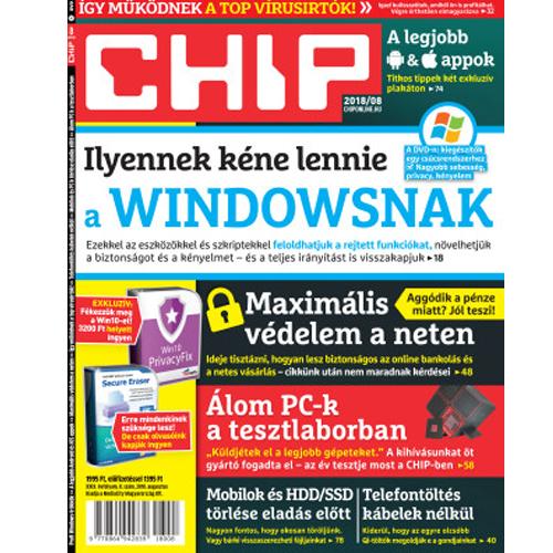 Chip Magazin Havilap 1 Éves Előfizetés
