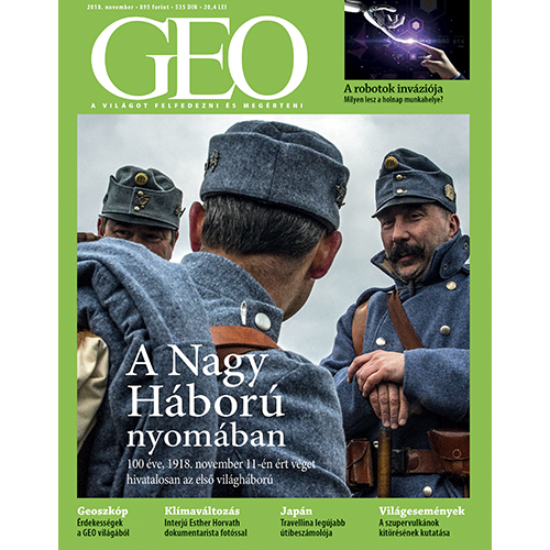 Geo 1 Éves Előfizetés