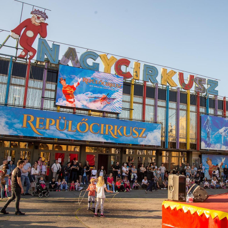 Ki emlékszik gyerekkori cirkuszi élményére?