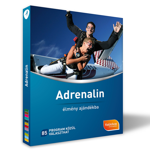 Adrenalin Élménycsomag