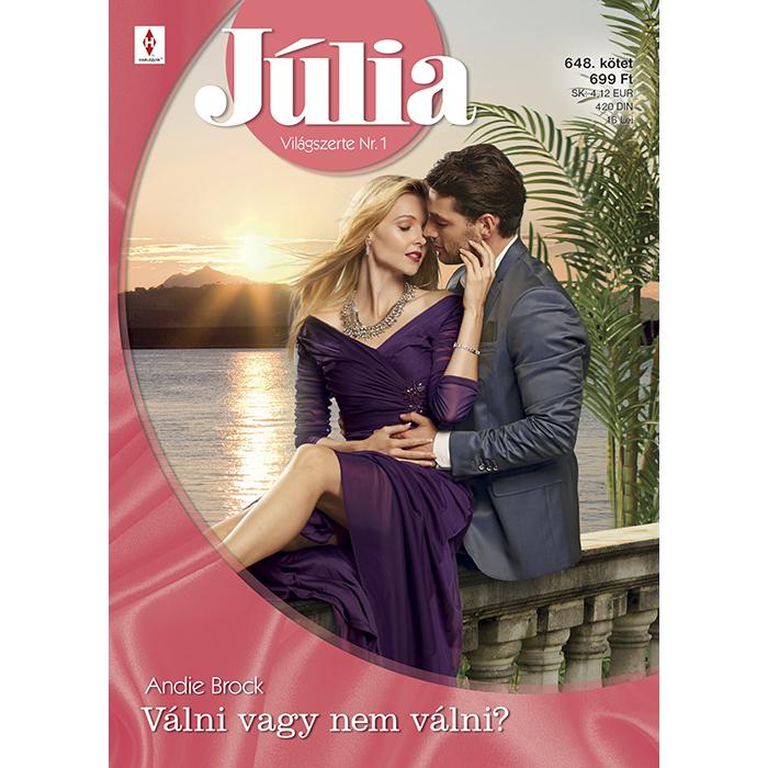 Júlia 1 Éves Előfizetés