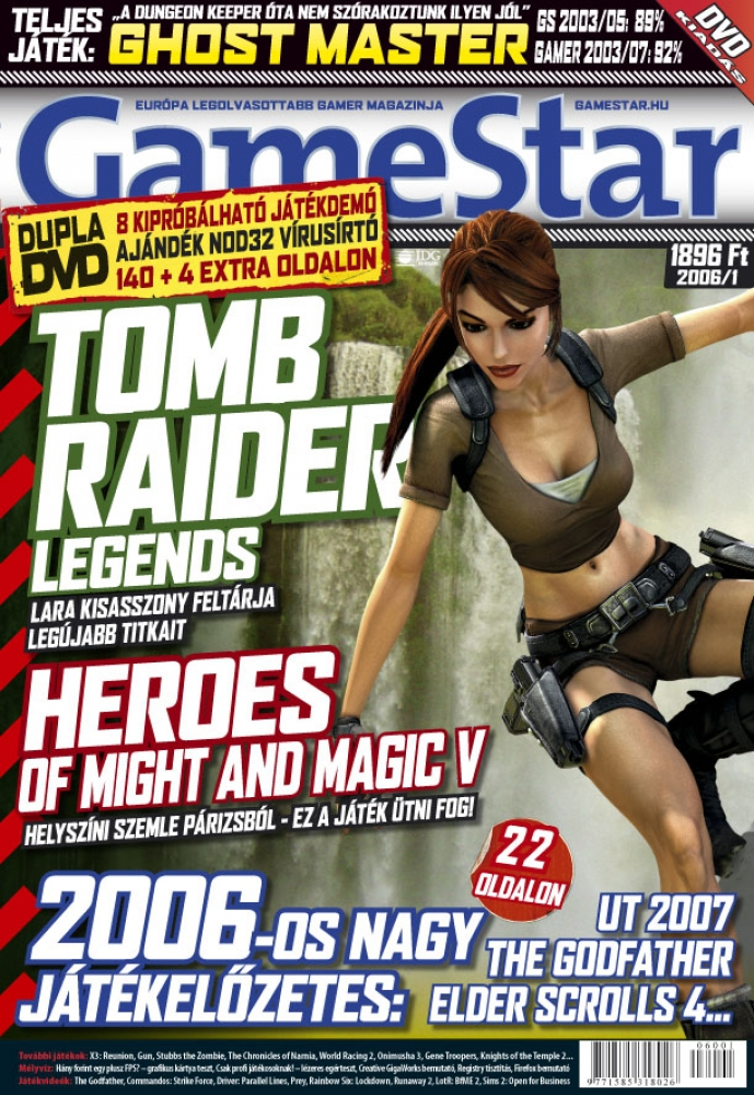 GameStar negyedéves