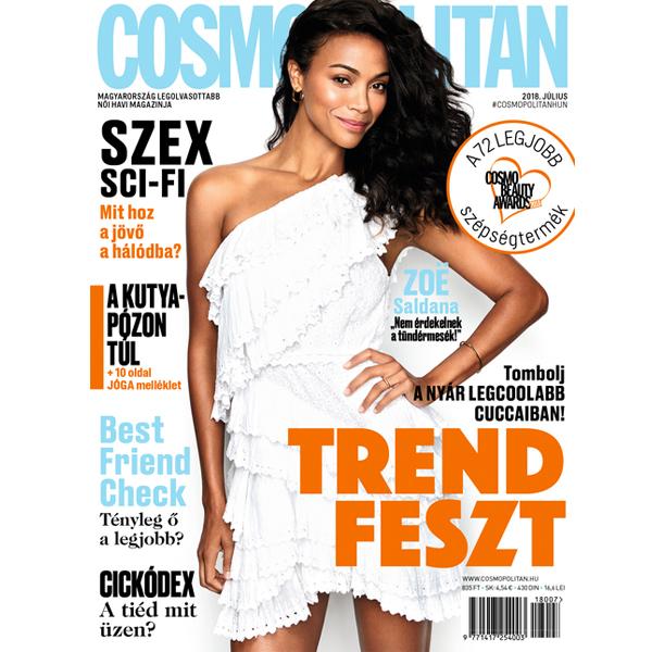 Cosmopolitan magazin-előfizetés