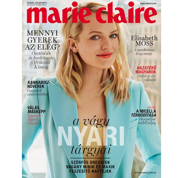 Marie Claire magazin-előfizetés