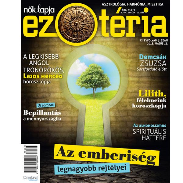 Nők Lapja Ezotéria Magazin Éves Előfizetés