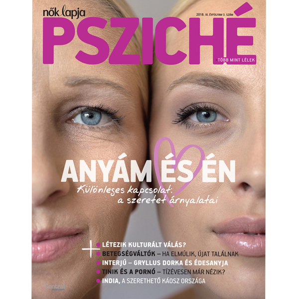 Nők Lapja Psziché magazin-előfizetés