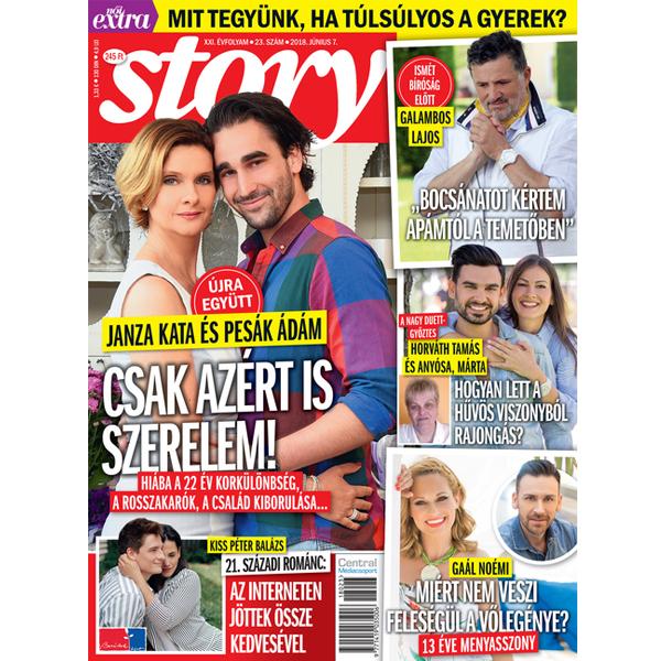Story magazin-előfizetés