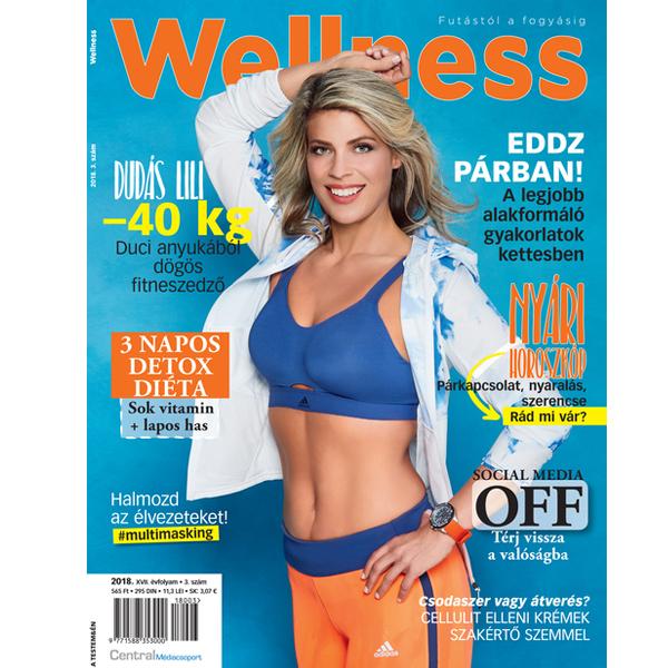 Well&fit magazin-előfizetés